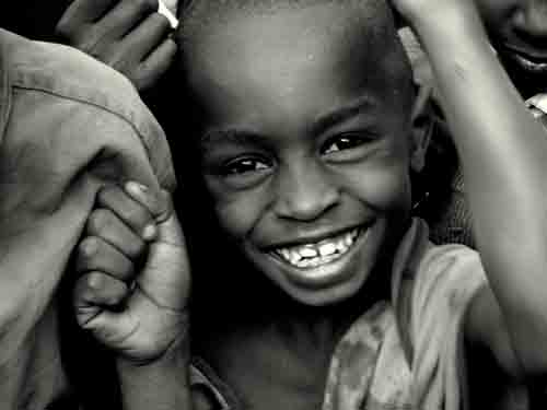 Huge Happiness, Elsa Little, Tanzania